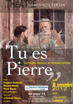 Tu es Pierre