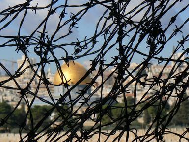 Jérusalem berbelés