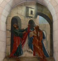 St Pierre in gallicante
