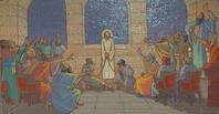 Saint Pierre in Gallicante; palais de Caïphe