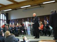 Mgr Jaeger reçoit la Légion d'Honneur
