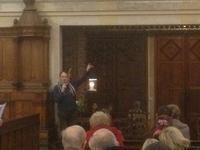Jean Capelain nous explique le symbole de la lumiére de Bethléem