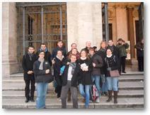 Rencontres européennes de Taizé à Rome