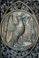 Symbole de l'évangéliste Jean