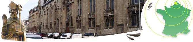 Neige à Arras - MDA mars 2013