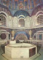 baptistere de Ravenne