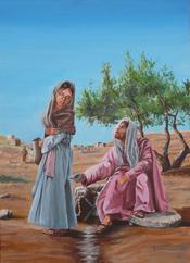 Samaritaine-Jésus