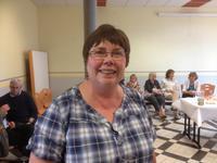 depart en retraite Christine Robillard