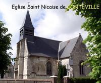 Eglise de Conteville