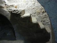 escalier contemporain Jésus-Nicodème