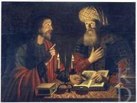 Jésus et Nicodeme