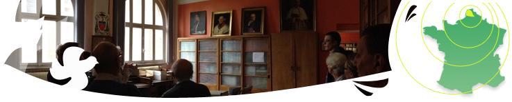 Visite des Archives Diocésaine Patrimoine
