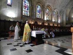 Messe de rentrée 2013