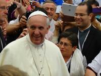 Pape Francois congres