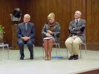 M. Holland, Mgr Jaeger, Mme Verhaeghe