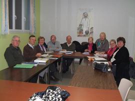 Equipe EAP et quelques membres EVL