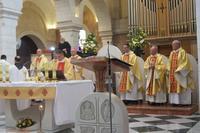 Messe à Bethléem
