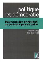 Democratie et politique
