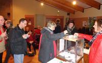 photo vote pour presse