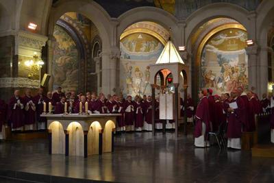 Assemblée plénières des évêques  2014