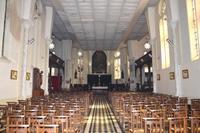 Eglise St Martin Noeux les Mines - Intérieur 2014