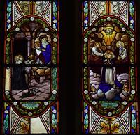 don du rosaire, couronnement