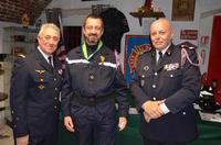 Pere Philippe Vanneste (au milieu)