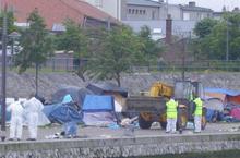 Réfugiés à Calais 2