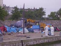 Réfugiés à Calais 4