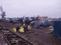 Réfugiés à Calais 9