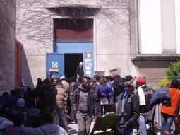 Réfugiés à Calais 11