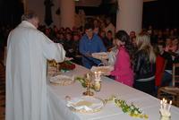 commémoration de la Cène le Jeudi saint à Audruicq