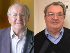 Abbés Jean-Claude Vieillard et Joseph Varlet