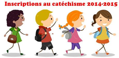 inscriptions au catechisme 2016 - 2017