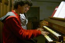 Stage d'orgue