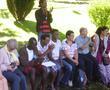 Réfugiés pèlerins à Lourdes 2