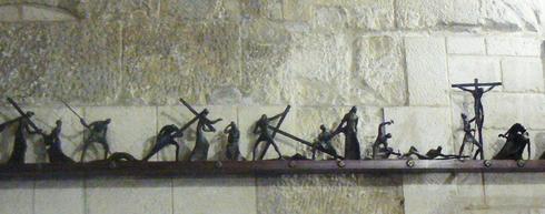 Anastasis, chapelle franciscains