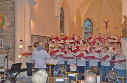 La Chorale des 2 Caps 30 Mai 2014