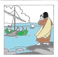 Jésus Pêcheurs