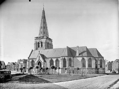 Eglise de Lestrem Centre