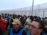 Journée internationale des migrants Calais 5