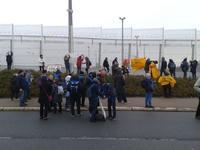 Journée internationale des migrants Calais 7