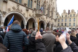 Rassemblement Attentat Charlie Hebdo
