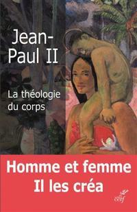 photo livre theologie du corps JPII