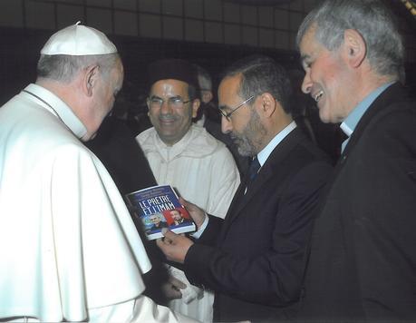 Le pape et les imans de France