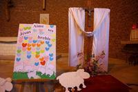 messe avec les familles courrières avril 2015 33