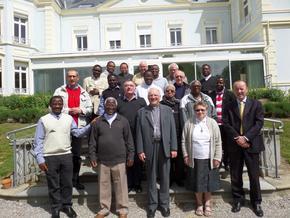 prêtres africains et malgaches
