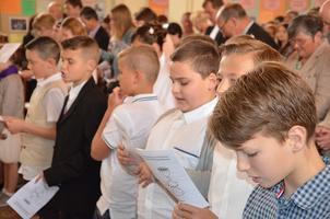 première eucharistie