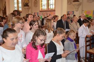 première eucharistie 30