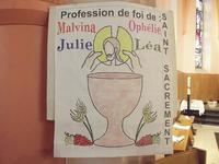 profession de foi Montigny en Gohelle 17